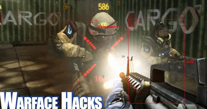 warface hacks
