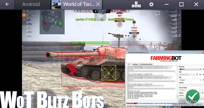 World of Tanks Blitz Hacks, Mods, Aimbots and other Cheats