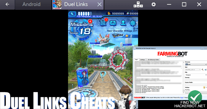 Yu-Gi-Oh! Duel Links Hacks, Bots, Mods and Cheats