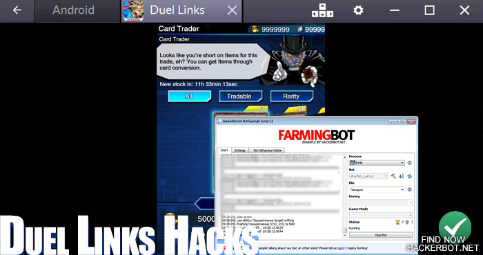 Yu-Gi-Oh! Duel Links Hacks, Bots, Mods and Cheats