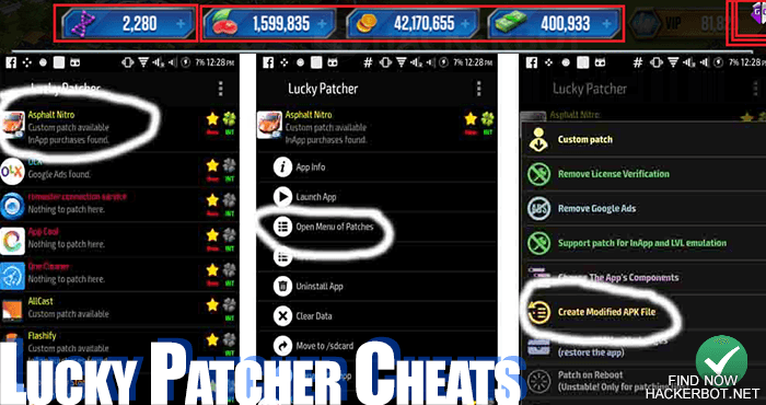 Lucky Patcher APK Download – Hacking Android Games with NO ROOT