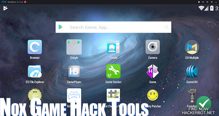 How to Hack Games on Nox App Player Android Emulator (Tutorial)