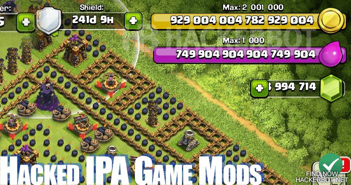 hacked ipa ios game mods downloads