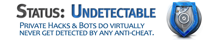 detection rate private hacks bots